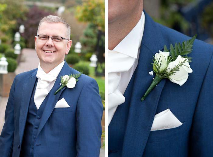 derbyshire intimate wedding photography