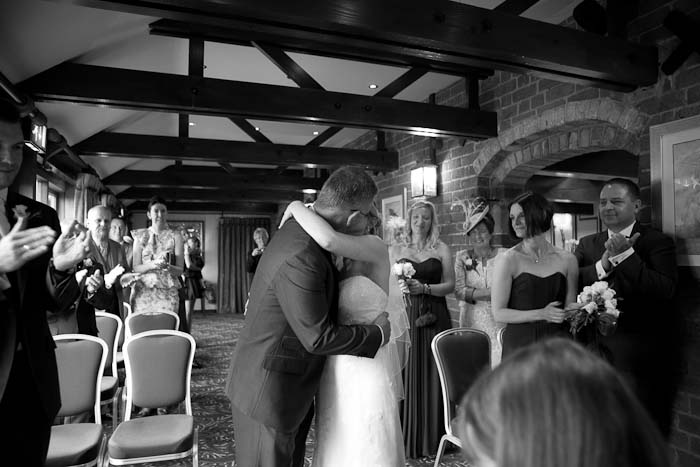 intimate derbyshire wedding photography
