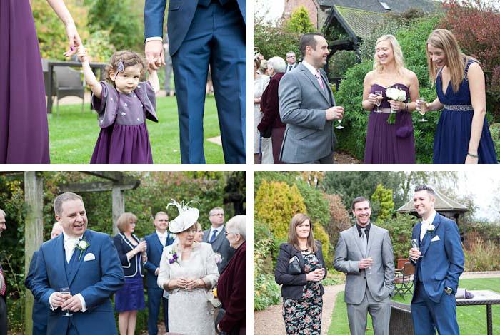cheshire natural wedding photographer