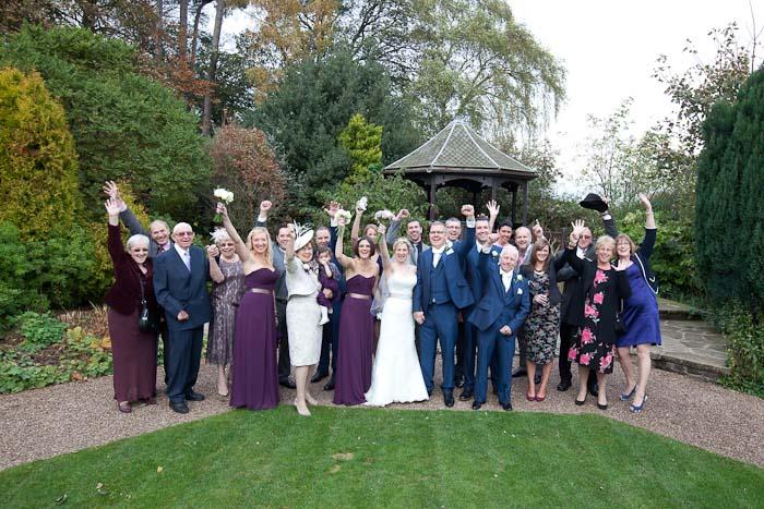 cheshire small intimate wedding photographer