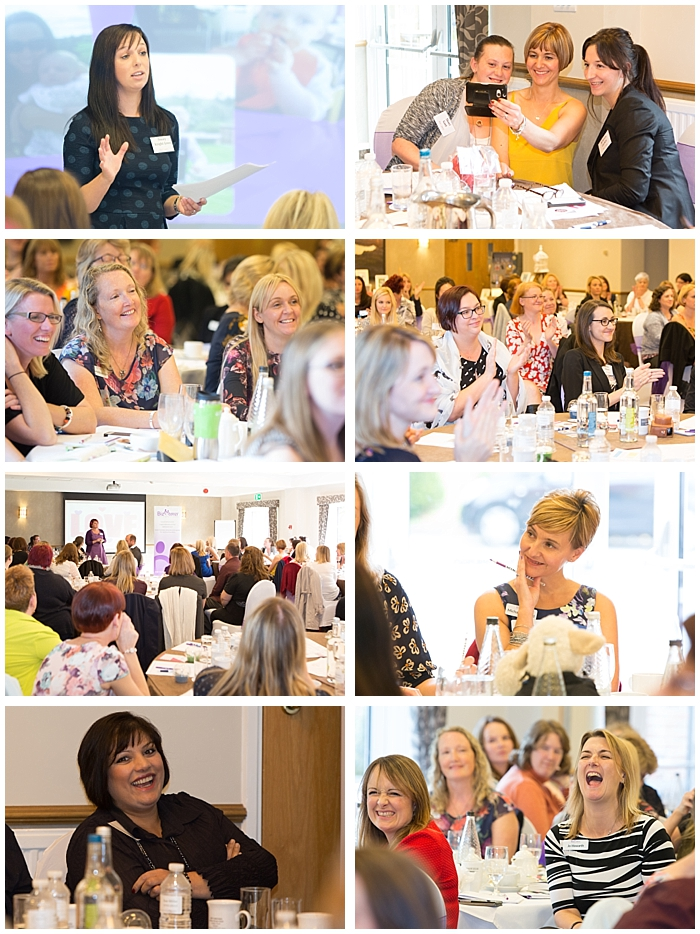 bizmums conference photography in cheshire
