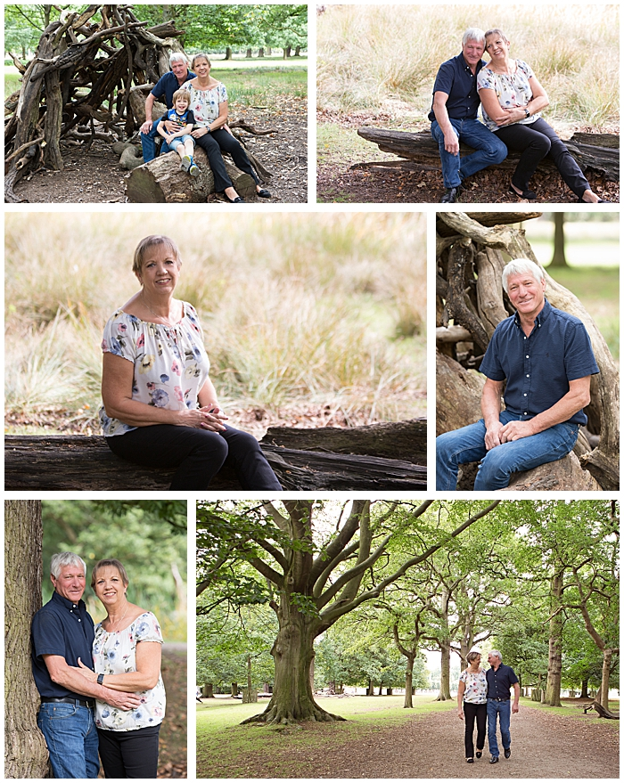 family portraits shoot dunham massey