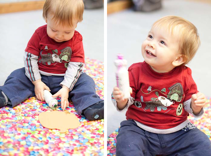 my little picasso messy play cheshire