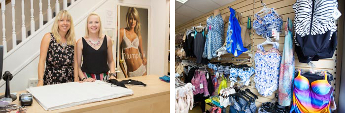foundations shop nantwich business photography