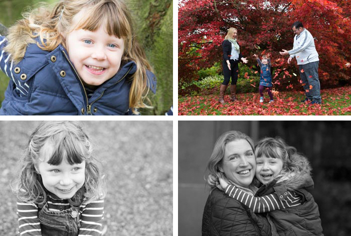 family shoot trentham gardens