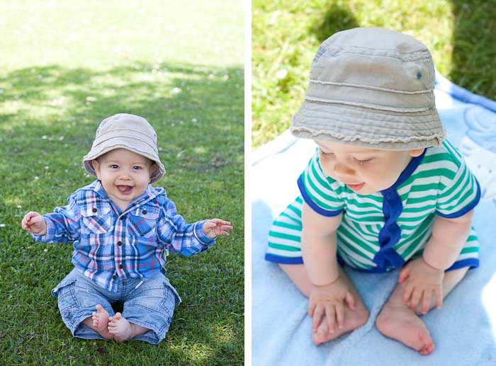summer baby portrait photography cheshire